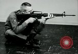 Image of M-16 rifle United States USA, 1967, second 47 stock footage video 65675032655