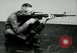 Image of M-16 rifle United States USA, 1967, second 48 stock footage video 65675032655