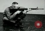 Image of M-16 rifle United States USA, 1967, second 49 stock footage video 65675032655
