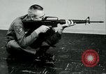 Image of M-16 rifle United States USA, 1967, second 50 stock footage video 65675032655