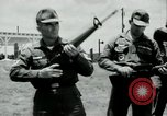 Image of M-16 rifle United States USA, 1967, second 27 stock footage video 65675032656