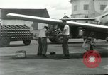 Image of Caribou plane Vietnam, 1962, second 33 stock footage video 65675032661