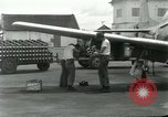 Image of Caribou plane Vietnam, 1962, second 34 stock footage video 65675032661