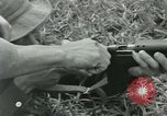 Image of troops Vietnam, 1962, second 27 stock footage video 65675032666