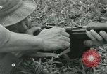 Image of troops Vietnam, 1962, second 28 stock footage video 65675032666