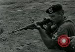 Image of troops Vietnam, 1962, second 47 stock footage video 65675032666