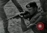 Image of troops Vietnam, 1962, second 51 stock footage video 65675032666