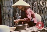 Image of villagers Vietnam, 1970, second 49 stock footage video 65675032671