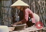 Image of villagers Vietnam, 1970, second 53 stock footage video 65675032671
