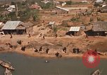 Image of aerial views Vietnam, 1970, second 61 stock footage video 65675032677