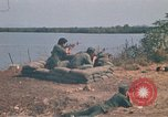 Image of Vietnamese Forces engaged in live fire mock combat Vietnam, 1970, second 8 stock footage video 65675032684