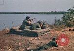 Image of Vietnamese Forces engaged in live fire mock combat Vietnam, 1970, second 12 stock footage video 65675032684