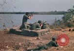 Image of Vietnamese Forces engaged in live fire mock combat Vietnam, 1970, second 13 stock footage video 65675032684