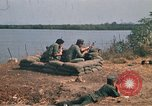 Image of Vietnamese Forces engaged in live fire mock combat Vietnam, 1970, second 14 stock footage video 65675032684
