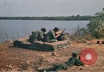 Image of Vietnamese Forces engaged in live fire mock combat Vietnam, 1970, second 15 stock footage video 65675032684
