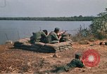 Image of Vietnamese Forces engaged in live fire mock combat Vietnam, 1970, second 16 stock footage video 65675032684