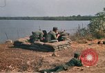 Image of Vietnamese Forces engaged in live fire mock combat Vietnam, 1970, second 17 stock footage video 65675032684