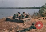 Image of Vietnamese Forces engaged in live fire mock combat Vietnam, 1970, second 18 stock footage video 65675032684