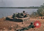 Image of Vietnamese Forces engaged in live fire mock combat Vietnam, 1970, second 19 stock footage video 65675032684