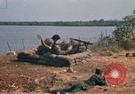 Image of Vietnamese Forces engaged in live fire mock combat Vietnam, 1970, second 21 stock footage video 65675032684