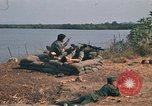 Image of Vietnamese Forces engaged in live fire mock combat Vietnam, 1970, second 25 stock footage video 65675032684