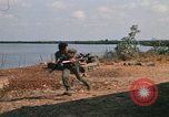 Image of Vietnamese Forces engaged in live fire mock combat Vietnam, 1970, second 36 stock footage video 65675032684