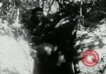 Image of Viet Cong digging trenches Vietnam, 1965, second 22 stock footage video 65675032687