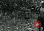 Image of Rural Vietnamese tapping rubber trees Vietnam, 1965, second 41 stock footage video 65675032688
