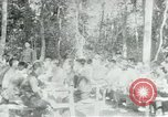 Image of Viet Cong political meeting at base in jungle Vietnam, 1965, second 1 stock footage video 65675032693