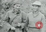 Image of Vietcong points 45 caliber automatic pistol Vietnam, 1965, second 29 stock footage video 65675032696