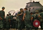 Image of 1st Air Cavalry division Vietnam, 1971, second 8 stock footage video 65675032699