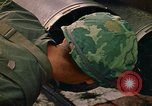 Image of 1st Air Cavalry division Vietnam, 1971, second 17 stock footage video 65675032699