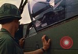 Image of 1st Air Cavalry division Vietnam, 1971, second 29 stock footage video 65675032699