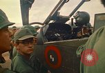 Image of 1st Air Cavalry division Vietnam, 1971, second 42 stock footage video 65675032699