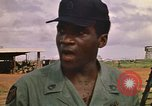 Image of 1st Air Cavalry division Vietnam, 1971, second 21 stock footage video 65675032700