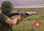 Image of 1st Air Cavalry division Vietnam, 1971, second 33 stock footage video 65675032700