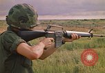 Image of 1st Air Cavalry division Vietnam, 1971, second 35 stock footage video 65675032700