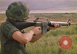 Image of 1st Air Cavalry division Vietnam, 1971, second 37 stock footage video 65675032700