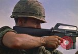 Image of 1st Air Cavalry division Vietnam, 1971, second 44 stock footage video 65675032700