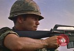Image of 1st Air Cavalry division Vietnam, 1971, second 45 stock footage video 65675032700
