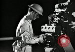Image of search light equipment United States USA, 1941, second 10 stock footage video 65675032710