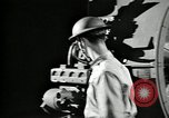 Image of search light equipment United States USA, 1941, second 25 stock footage video 65675032710