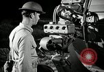 Image of search light equipment United States USA, 1941, second 29 stock footage video 65675032710