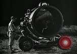 Image of search light equipment United States USA, 1941, second 33 stock footage video 65675032710