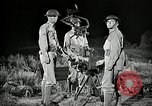 Image of search light equipment United States USA, 1941, second 44 stock footage video 65675032710