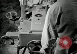 Image of search light equipment United States USA, 1941, second 60 stock footage video 65675032710
