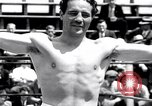 Image of Max Baer Asbury Park New Jersey USA, 1934, second 16 stock footage video 65675032720