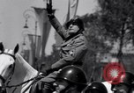 Image of Premier Benito Mussolini Rome Italy, 1934, second 17 stock footage video 65675032722