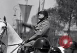 Image of Premier Benito Mussolini Rome Italy, 1934, second 39 stock footage video 65675032722