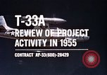 Image of T-33A Shooting Star United States USA, 1955, second 8 stock footage video 65675032725